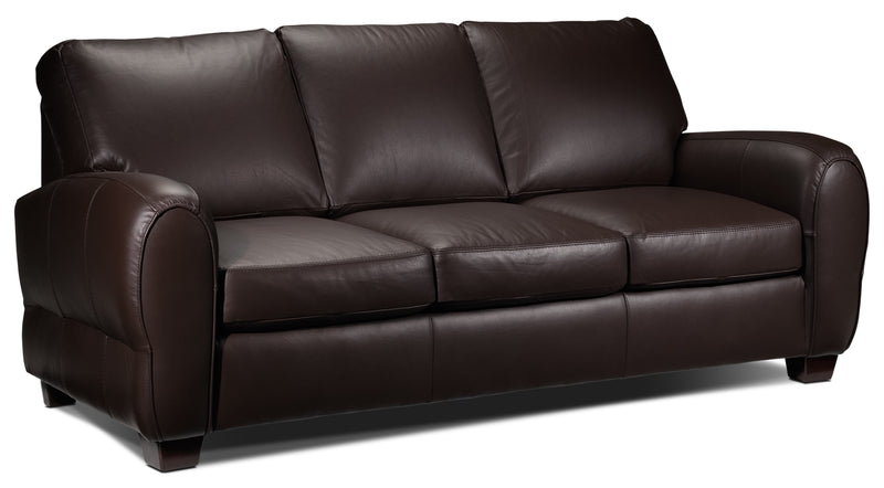 Sheldon Sofa - Chocolate