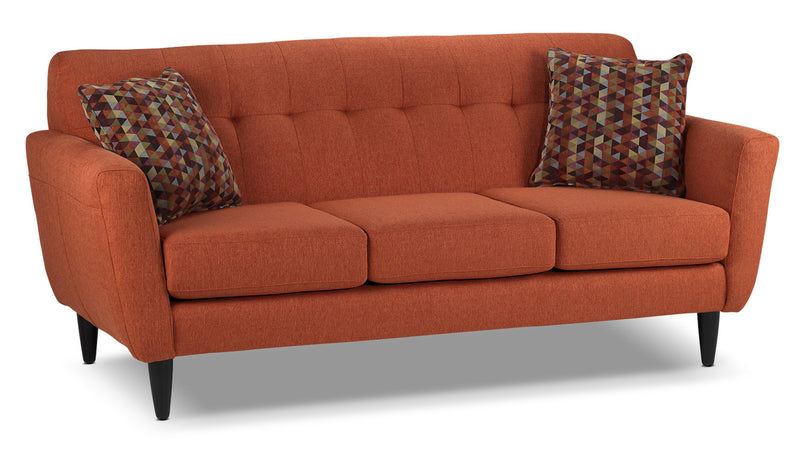 Cobra Sofa - Orange
