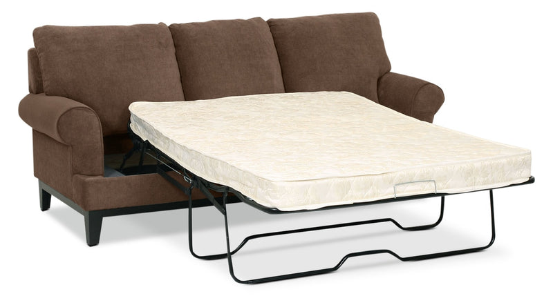 Crizia Full Sofa Bed - Coffee