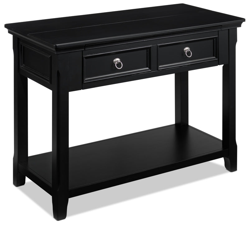 Turner Sofa Table - Black
