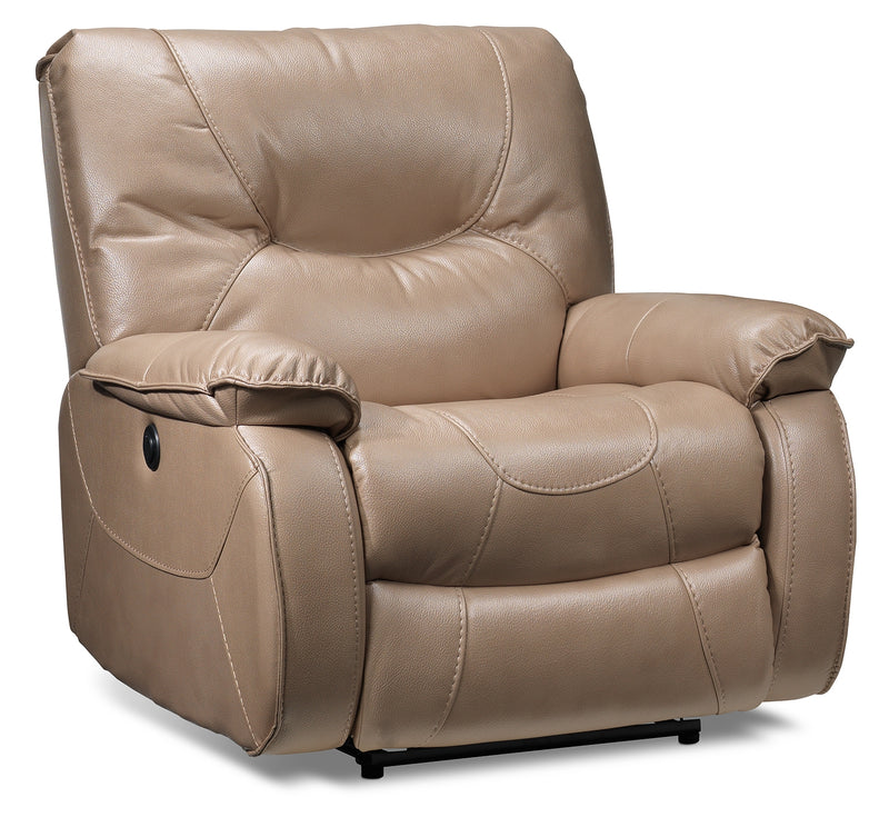 Canton Power Recliner - Taupe
