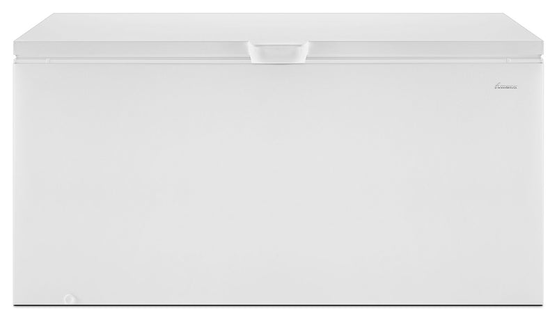 Amana White Chest Freezer (21.7 Cu. Ft.) - AZC31T22DW