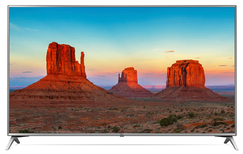 "LG 86"" 4K HDR 120 TM TV - 86UK6570"