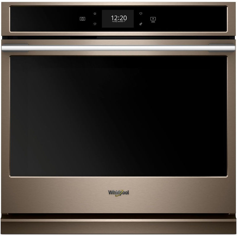 Whirlpool Sunset Bronze Electric True Convection Wall Oven (5.0 Cu. Ft.) - WOSA2EC0HN