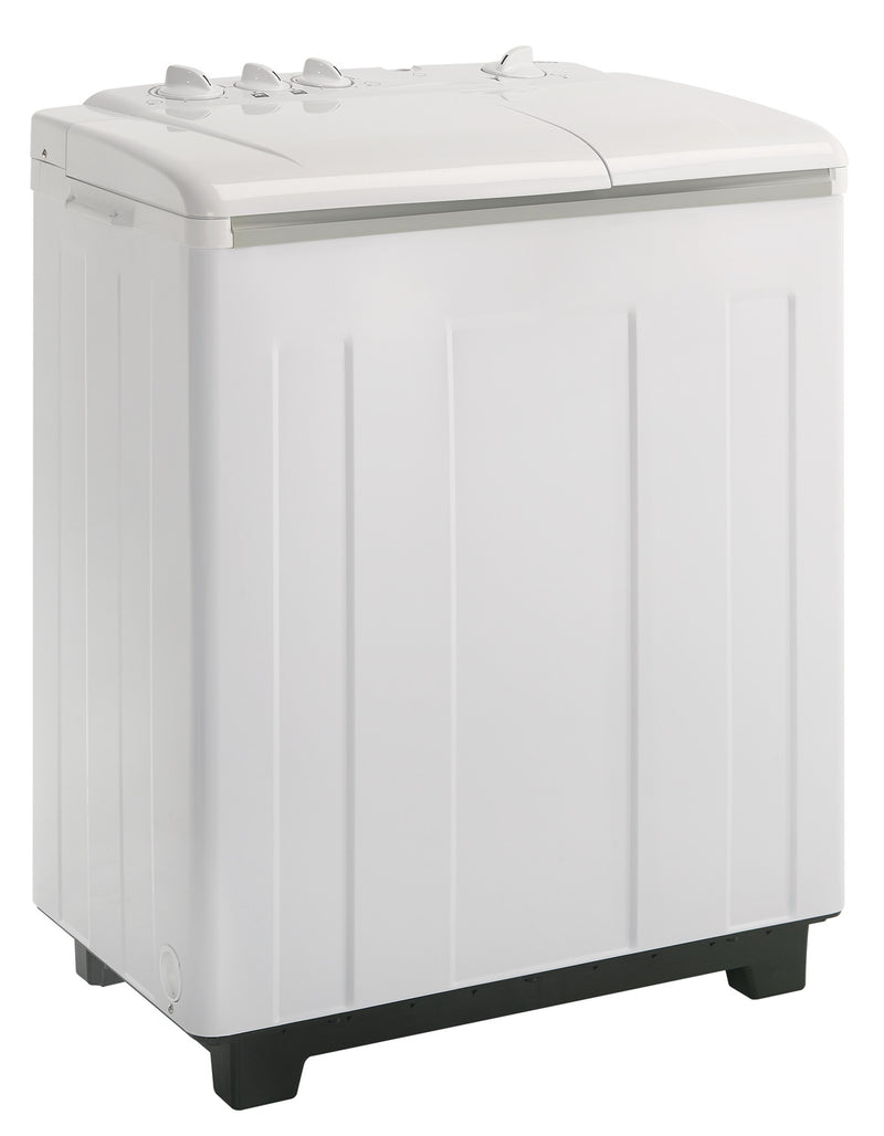 Danby White Portable Twin Tub Washing Machine (2.3 Cu. Ft.)  - DTT100A1WDB