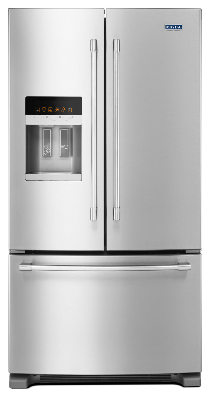 Maytag Stainless Steel French Door Refrigerator (25 Cu. Ft.) - MFI2570FEZ