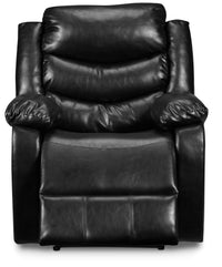 Rainer Power Recliner - Black