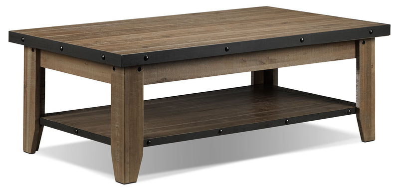 Walton Coffee Table - Natural