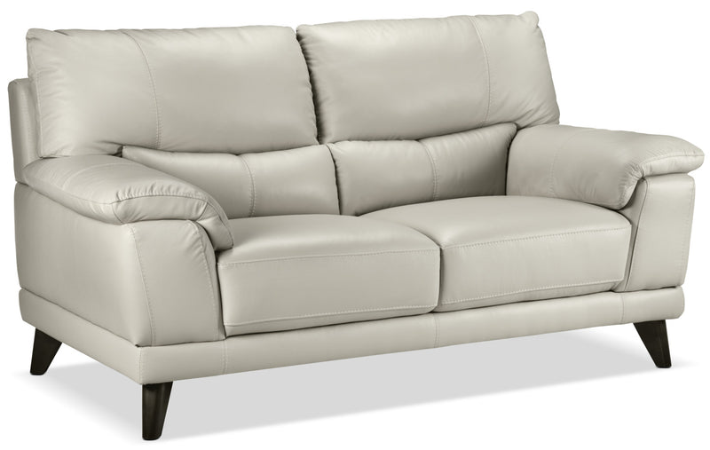 Braylon Loveseat - Silver Grey