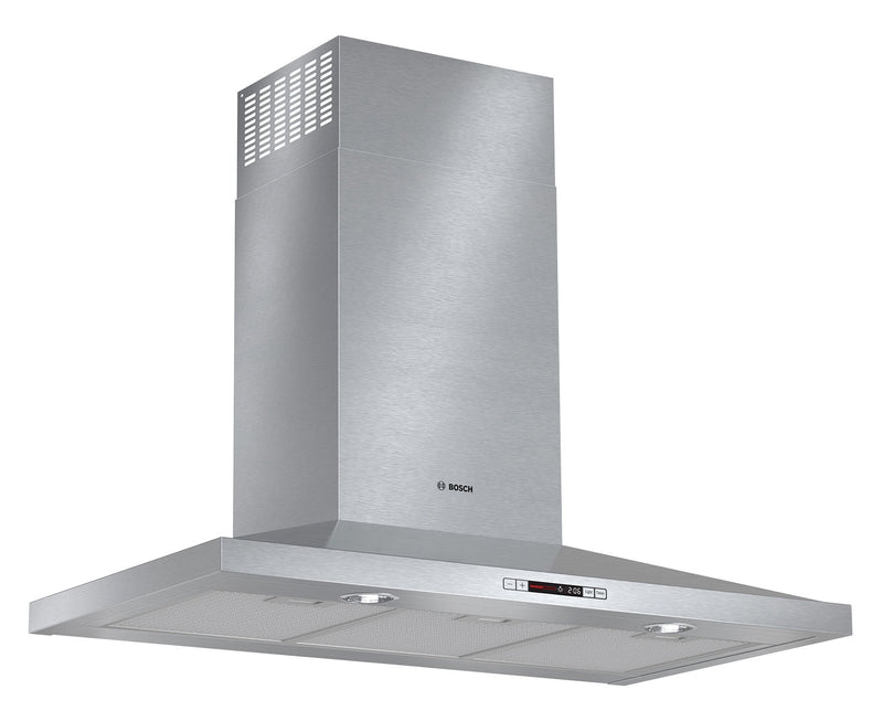 "Bosch Stainless Steel 36"" 600 CFM Canopy Range Hood - HCB56651UC"