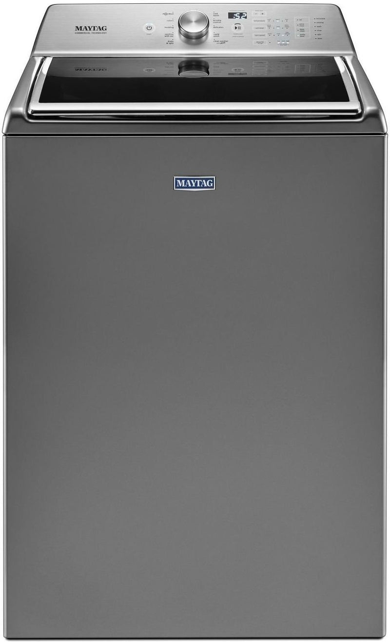 Maytag Metallic Slate Top-Load Washer (6.0 Cu. Ft. IEC) - MVWB865GC