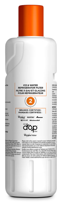 Whirlpool Replacement Water Filter - EDR2RXD1B