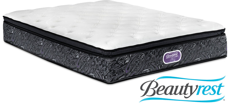 Simmons Beautyrest Ultra Silvia Firm Twin Mattress