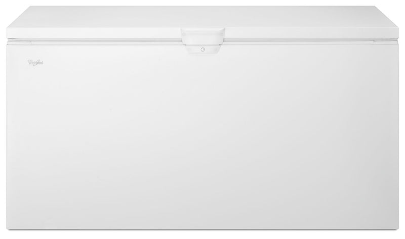Whirlpool White Chest Freezer (21.7 Cu. Ft.) - WZC3122DW