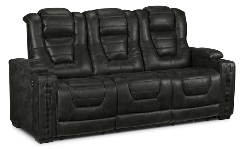 Dakota Power Reclining Sofa - Eclipse