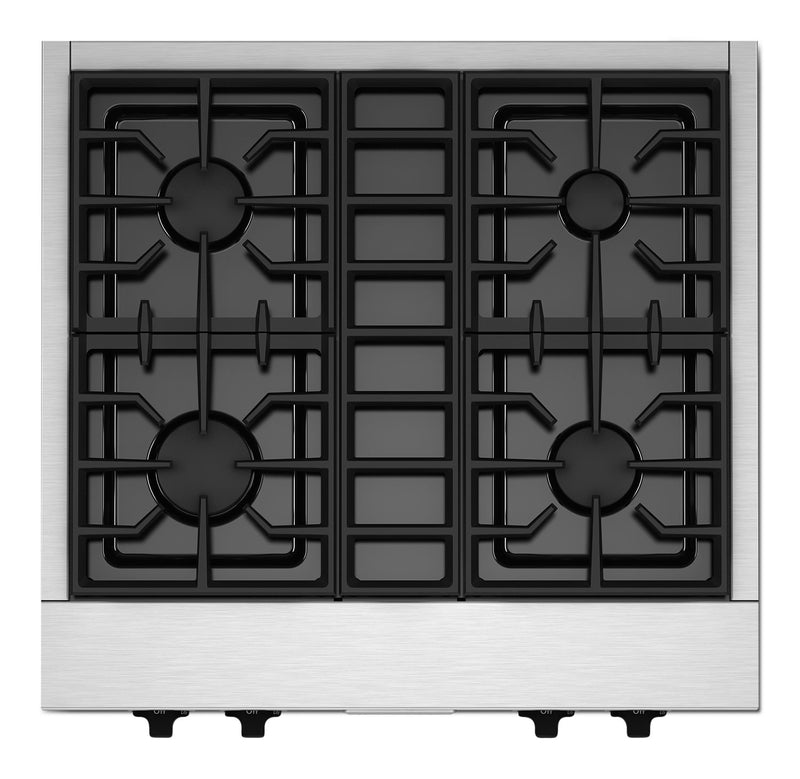 KitchenAid Gas Cooktop KGCU407VSS