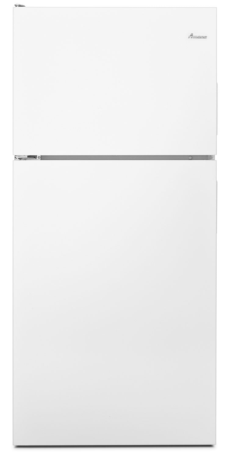 Amana White Top-Freezer Refrigerator (16 Cu. Ft.) - ART316TFDW