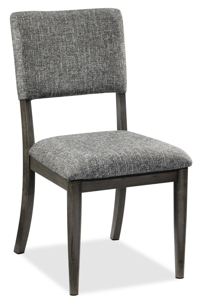 Mary-Jane Side Chair - Grey