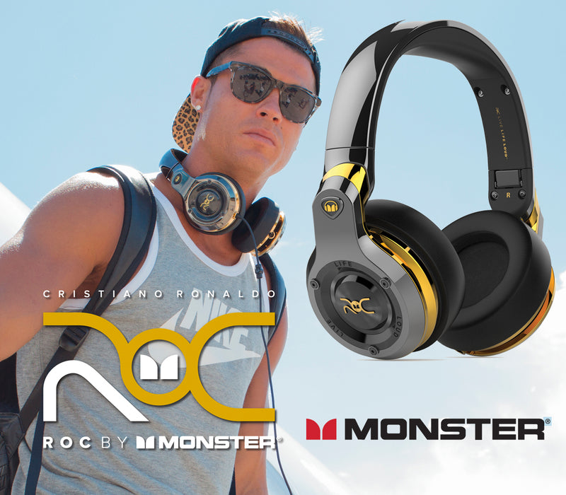 ROC Sport Over-Ear Headphones