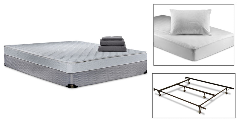Campus Twin Bed Starter Pack