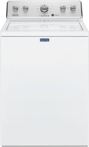 Maytag White Top-Load Washer (4.4 Cu. Ft. IEC) - MVWC465HW