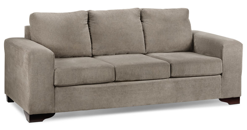 Fava Sofa - Pewter