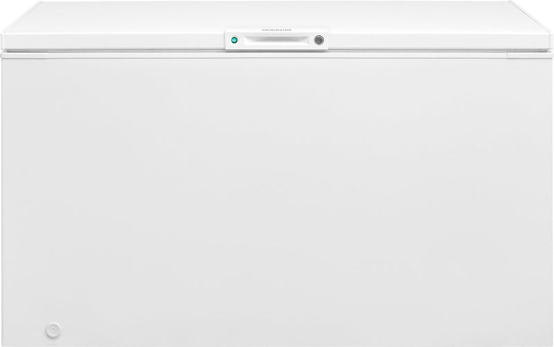 Frigidaire White Manual Defrost Chest Freezer (14.8 Cu. Ft.) - FFFC15M4TW