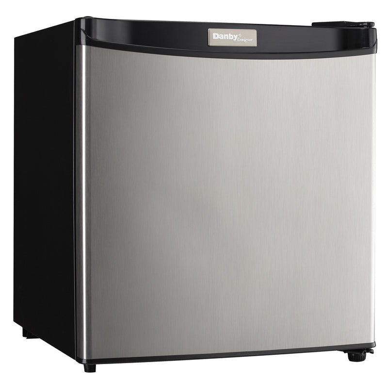 Image of Danby Stainless Steel Compact Refrigerator (1.6 Cu. Ft.) - DCR016A3BSLDD