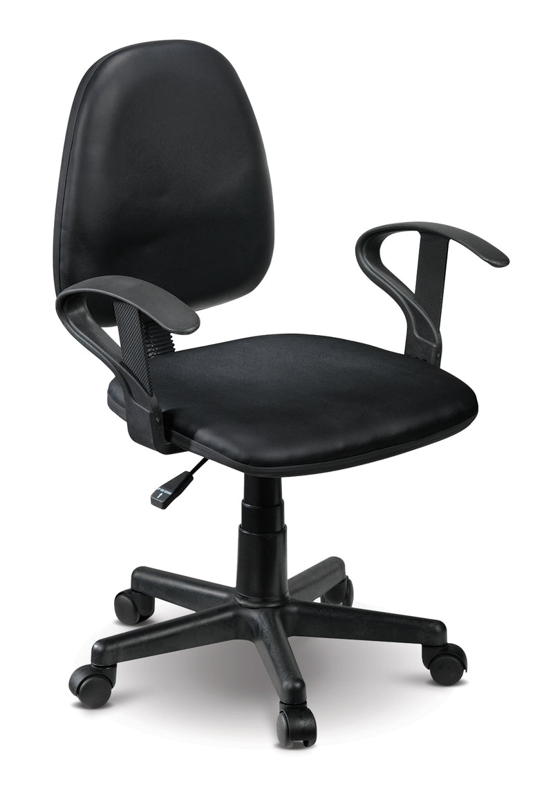 Dresden Office Chair - Black