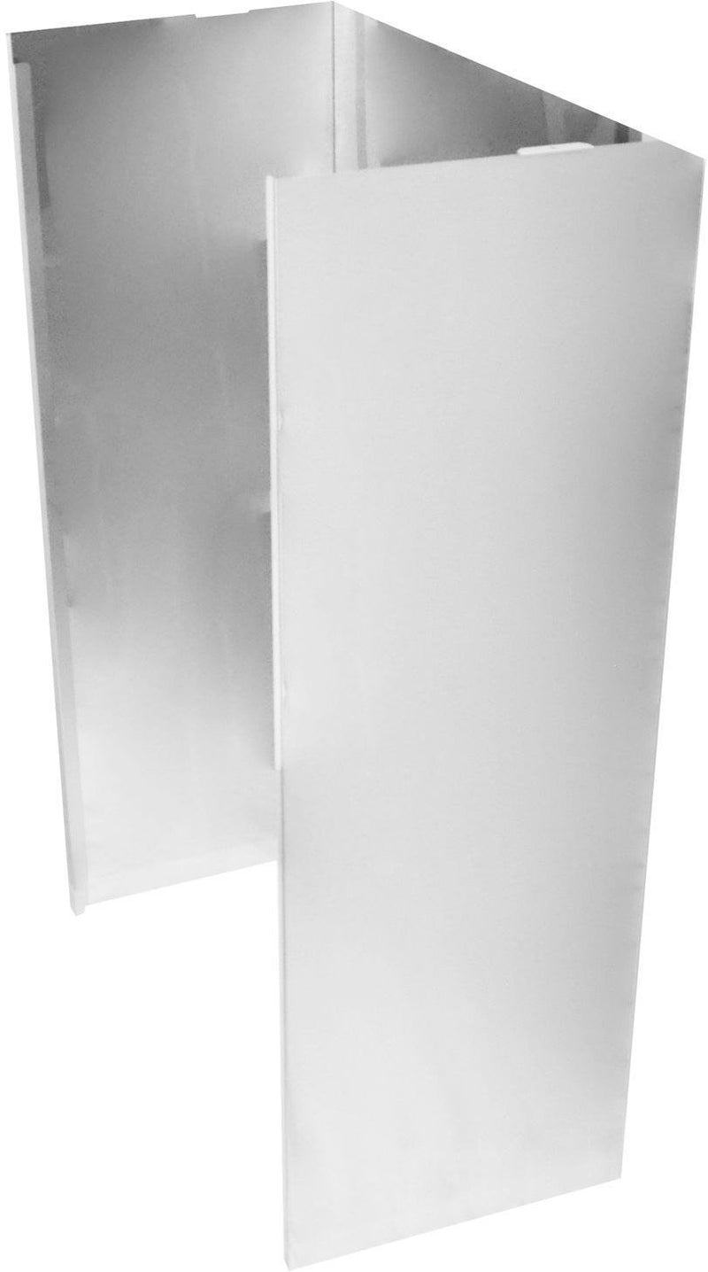 "KitchenAid Stainless Steel 36"" Wall Hood Chimney Extension Kit - EXTKIT20ES"