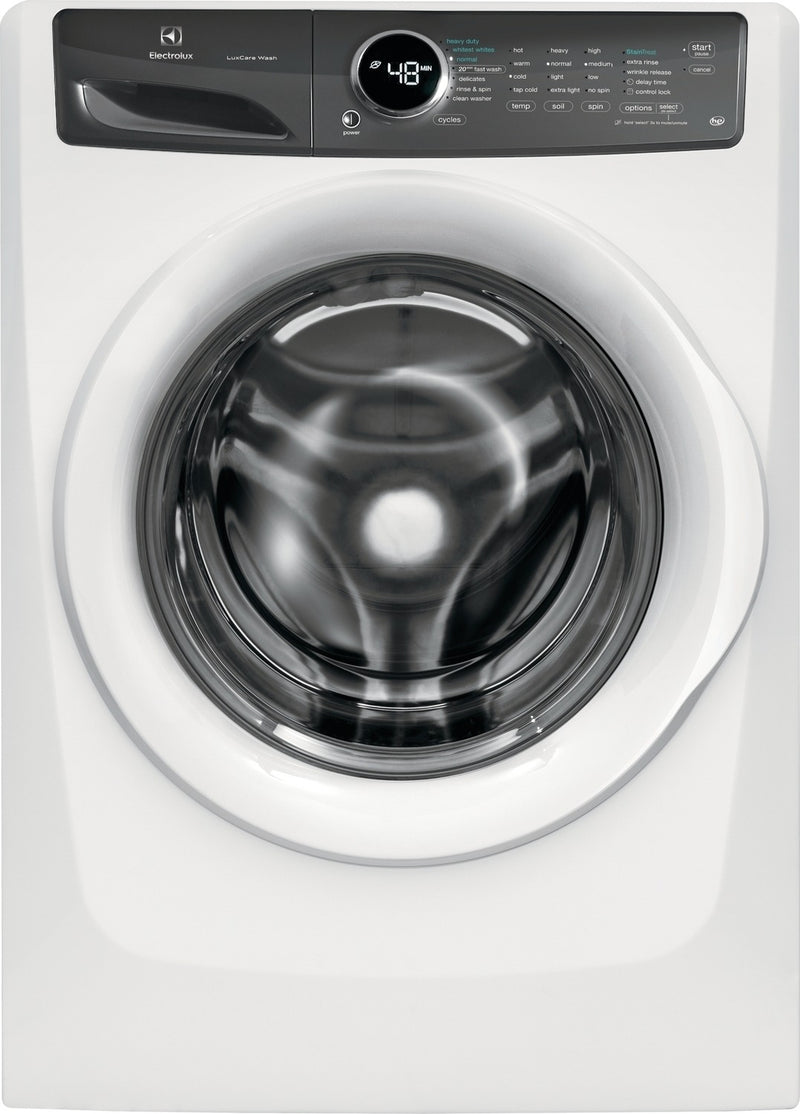 Electrolux White Front-Load Washer (5.0 Cu. Ft.) - EFLW427UIW