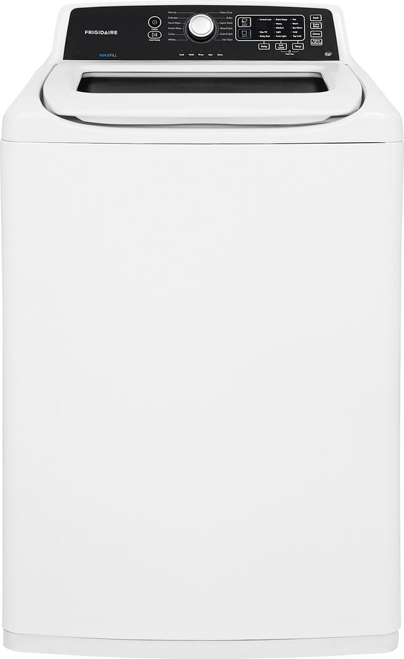 Frigidaire White Top-Load Washer (4.7 Cu. Ft.) - FFTW4120SW
