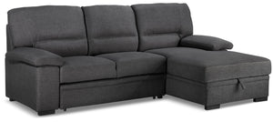 Tessaro Pop-Up Sofabed - Charcoal