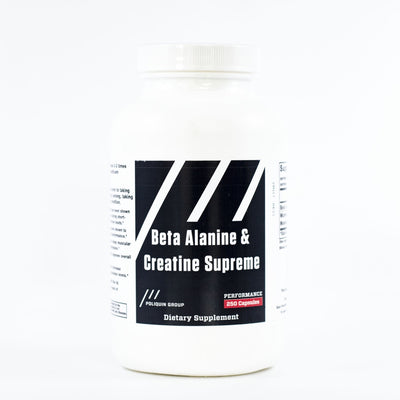 Beta Alanine & Creatine Supreme
