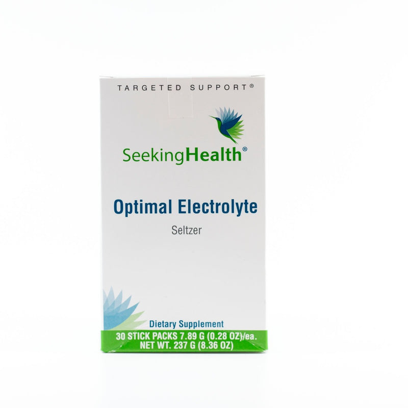 Optimal Electrolyte Seltzer Sticks