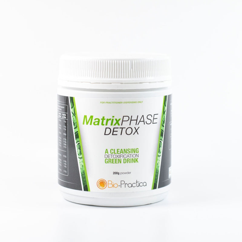 Matrix Phase Detox