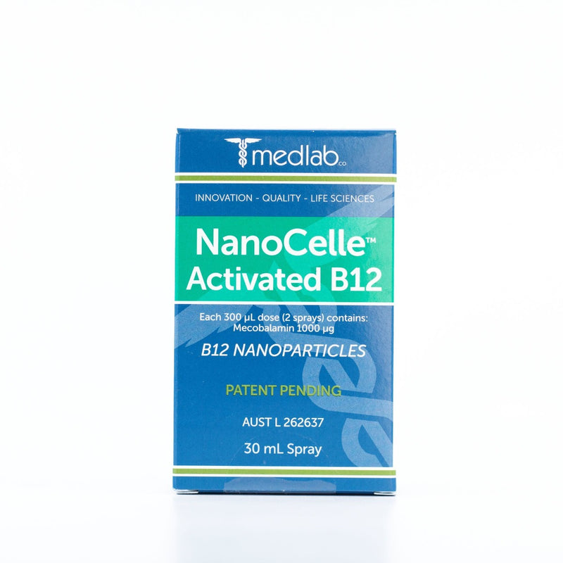 Nanocelle Activated B12