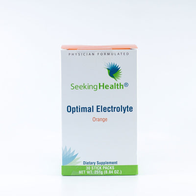 Optimal Electrolyte Sticks
