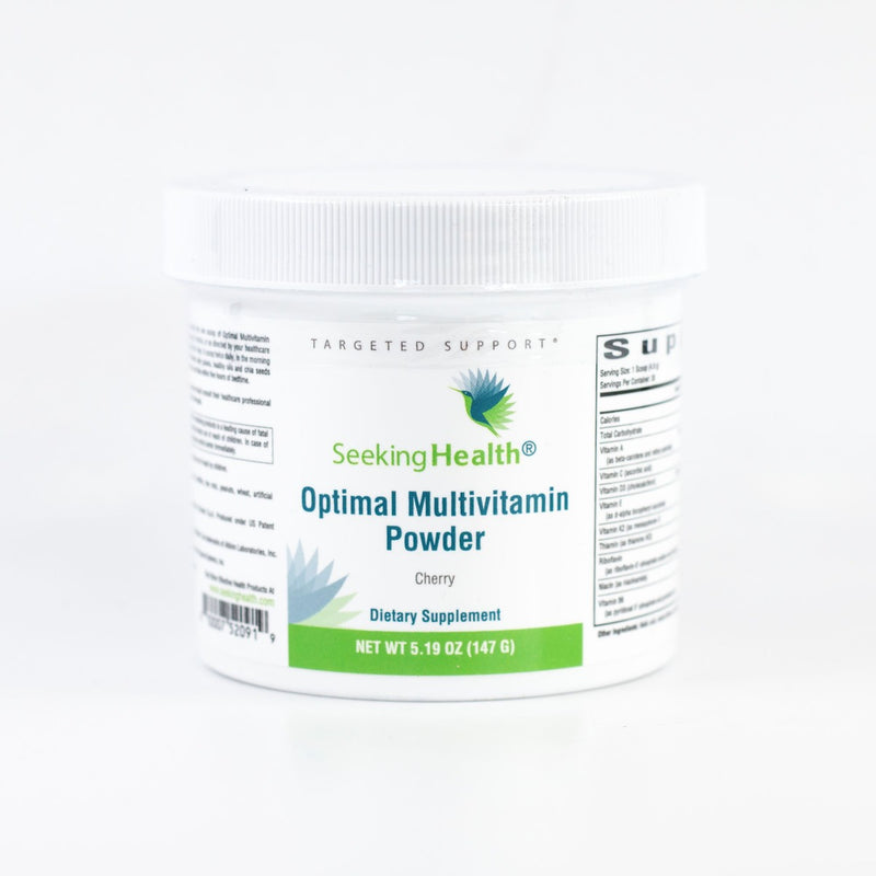 Optimal Multivitamin Powder