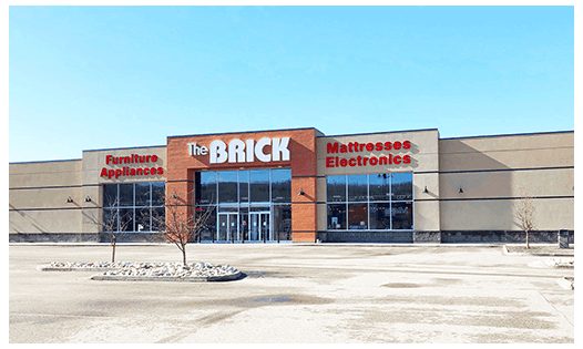 The Brick  Fort McMurray Location