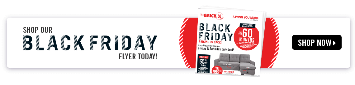 Shop our Black Friday Pricing Flyer