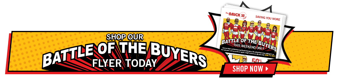 Shop our Battle of the Buyers flyer today!