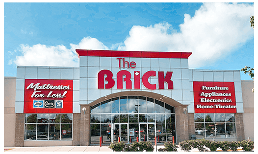 The Brick  Langley Location