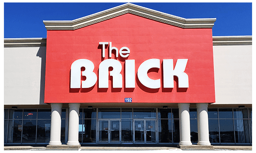The Brick  Halifax Location