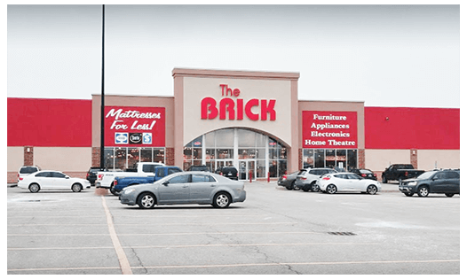 The Brick  St. Catharines Location