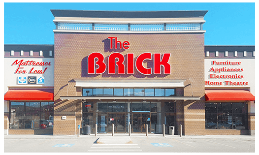 The Brick  Vernon Location