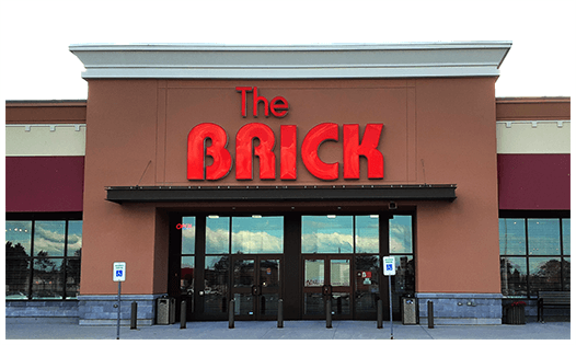 The Brick  Brantford Location