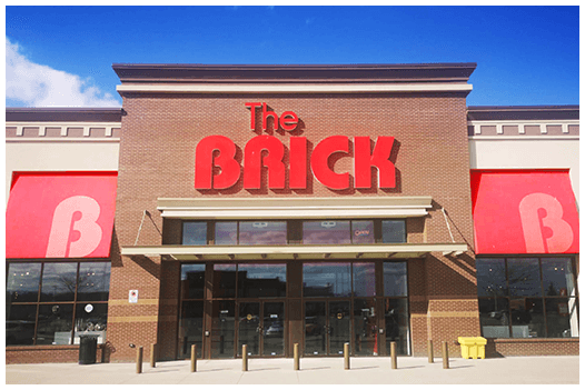 The Brick  Hamilton East Location