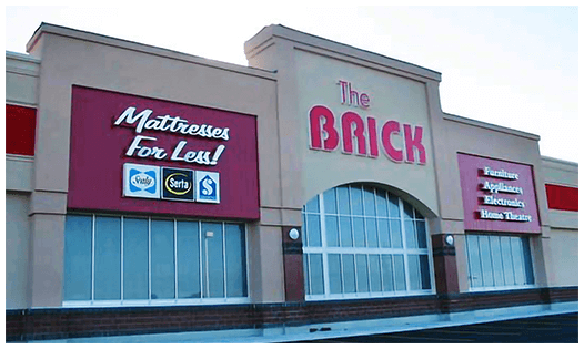 The Brick  Whitby Location