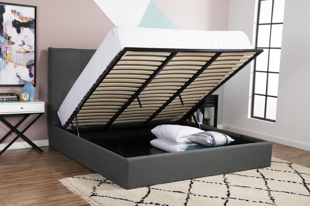 Cole Queen Storage Bed